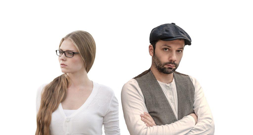 9 semne că bărbatul tău nu te respectă