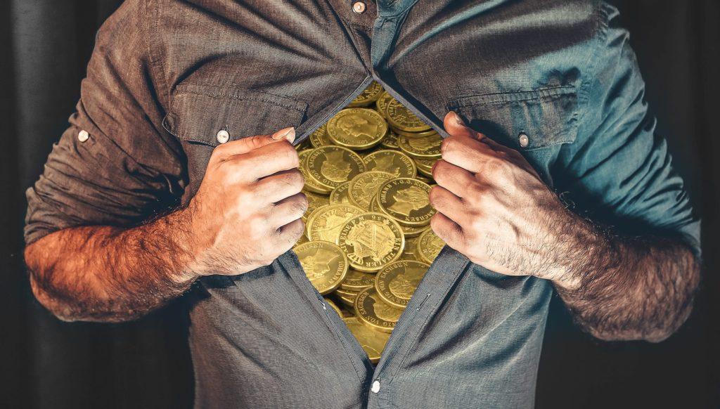 Oamenii de succes creează bogăție, iar săracii o distrug.